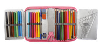 School accessories 1 Stock Photography