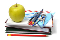 School Accessories Stock Photography