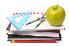 School Accessories Stock Photos