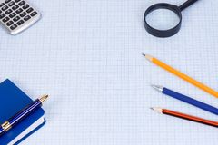 School accessory Royalty Free Stock Photography