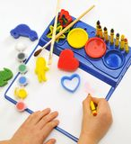 School activity Stock Photography
