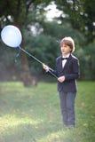 School-age boy Stock Image