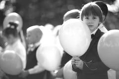School-age boy Stock Images