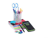 Free School And Office Supplies Royalty Free Stock Images - 42134609