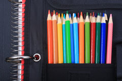 School and art supplies Stock Photography