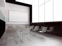 School audience Stock Photo
