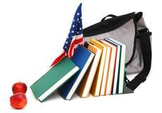 School back Stock Image