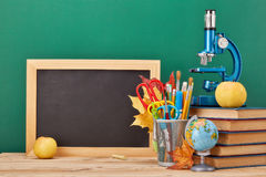 School background. Back to school. royalty free stock photo