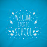The school background Royalty Free Stock Photos