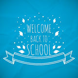 The school background Stock Images