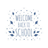 The school background Royalty Free Stock Photo