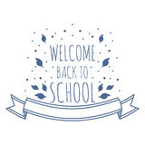 The school background Royalty Free Stock Photography
