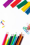 School background Stock Image