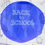 School Background Royalty Free Stock Photo