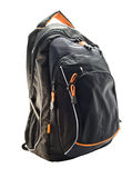 School backpack Stock Image