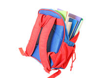 School bag Royalty Free Stock Images