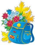 School bag Royalty Free Stock Photography
