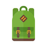 School bag vector illustration . Stock Images
