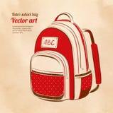 School bag Royalty Free Stock Image