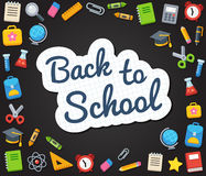 School banner Royalty Free Stock Photography