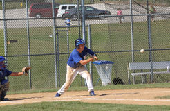 School-Baseball Lizenzfreie Stockfotografie