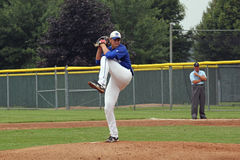 School-Baseball Lizenzfreies Stockfoto