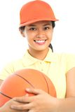 School basketball champion Royalty Free Stock Photos