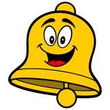School Bell Cartoon. A vector illustration of a School Bell Cartoon Stock Image