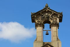 School bell tower Royalty Free Stock Photos