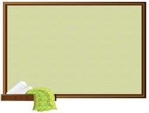 School blackboard Royalty Free Stock Images
