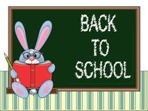 School blackboard Royalty Free Stock Image