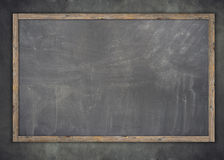 School blackboard / chalkboard Stock Photos