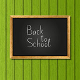 School blackboard Royalty Free Stock Photos