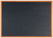 School Blackboard Royalty Free Stock Image