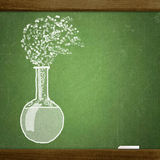 School blackboard Royalty Free Stock Photo