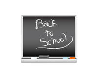 School blackboard vector Stock Photography