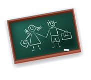 School board(1).jpg Stock Photography