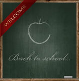 School board Royalty Free Stock Image