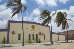 School on Bonaire Stock Photography