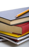 School Books Royalty Free Stock Photography