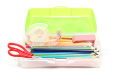 School Box Royalty Free Stock Images