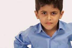 School Boy. Image of aggressive School Boy stock image