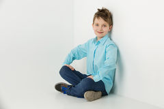 School boy stock photography