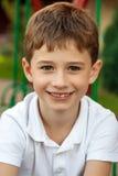 A school boy Stock Photos