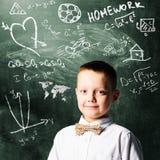 School boy Royalty Free Stock Photography