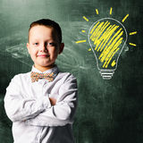 School boy Royalty Free Stock Images