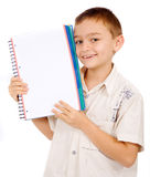School boy student Royalty Free Stock Image