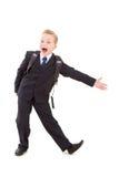 School Boy in suit Stock Photos