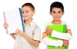 School boys Stock Photo