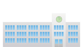 School building Stock Images